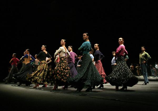 Легендарная испанская постановка балета «Кармен»