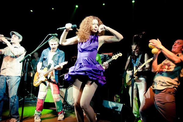 Ленинград – осенний концерт в Киеве