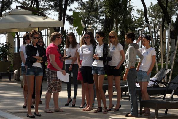 Летние тренды от Nai Lu-na на Ukrainian Fashion Games