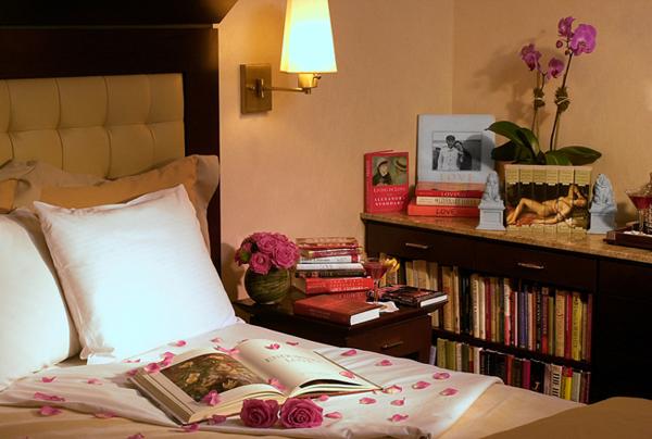 Литературные отели в разных уголках мира