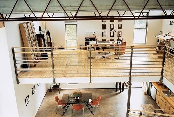 Лофт - новый тренд в дизайне интерьера