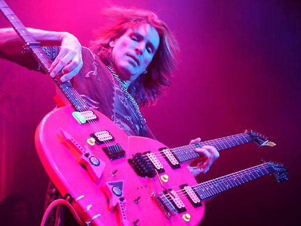 Лучшие гитаристы мира из G3 в Киеве