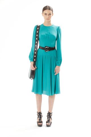 Лучшие наряды коллекций pre-fall 2012