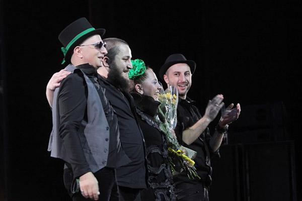 Любовь от Нино Катемадзе в Green-цвете