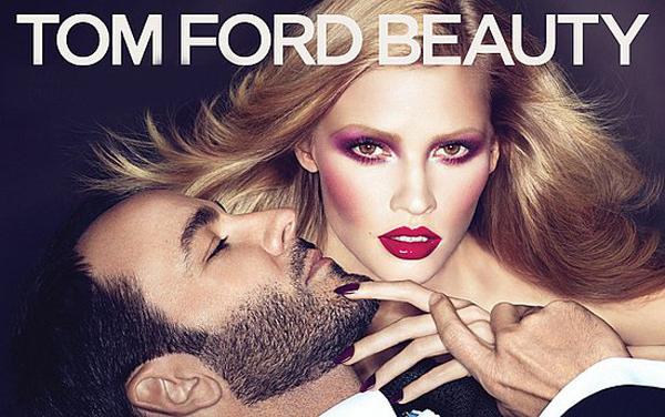 Makeup глэм в стиле Форда