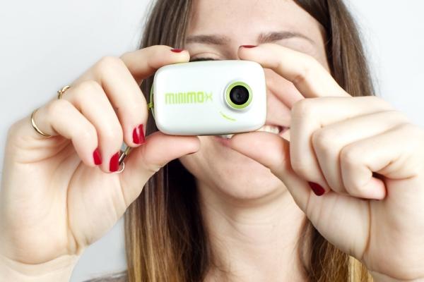 Мини-фотоаппарат Minimo-X