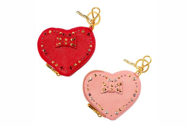 Miu Miu выпустили сердечные акессуары ко Дню святого Валентина