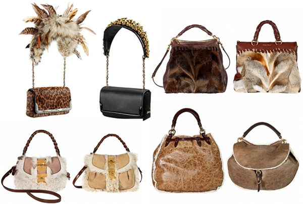 Модные сумки этой осени