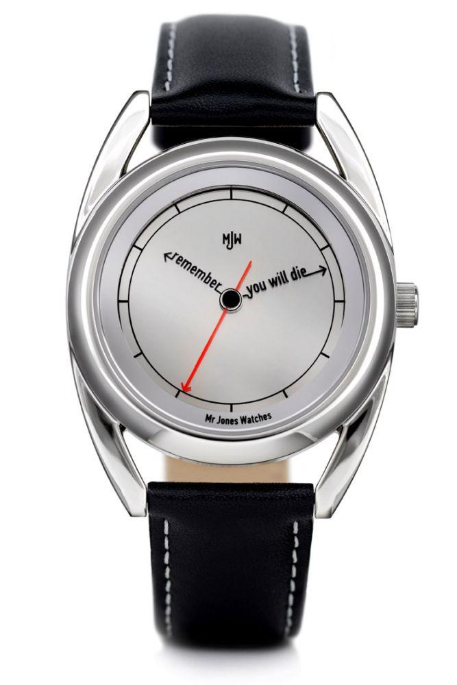 Mr Jones - когда часы не просто показывают время