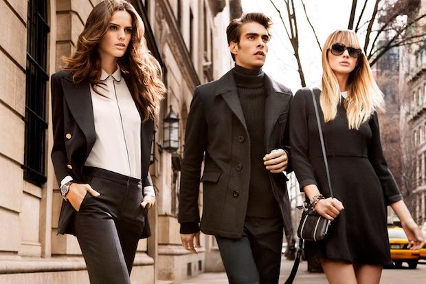 Мужские кампании DKNY и DKNY Jeans Fall 2011