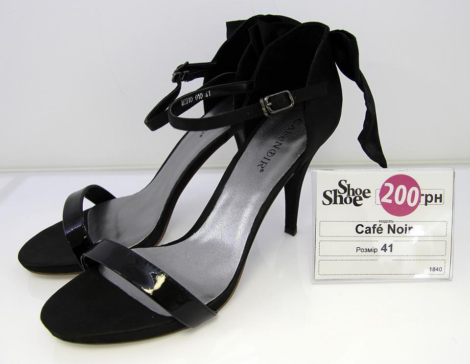 Началась распродажа обуви в ShoeShoe Concept Store
