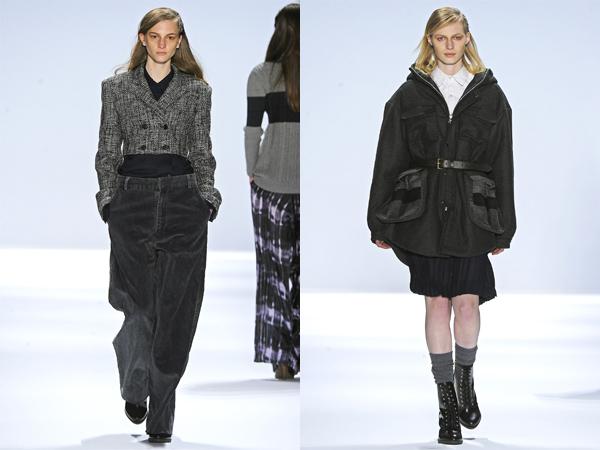 Начался нью-йоркский Mercedes-Benz Fashion Week