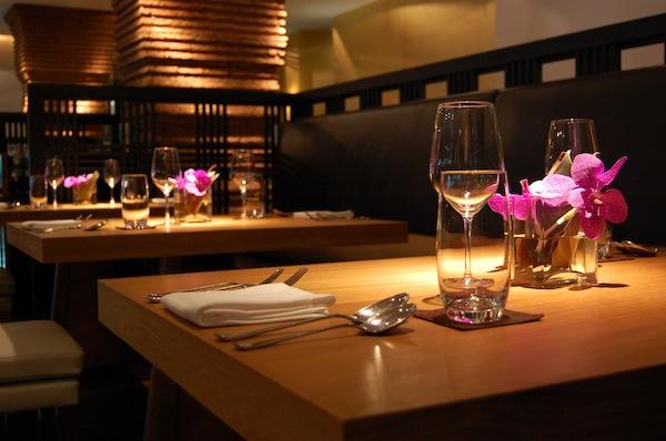Nahm restaurant, Thailand