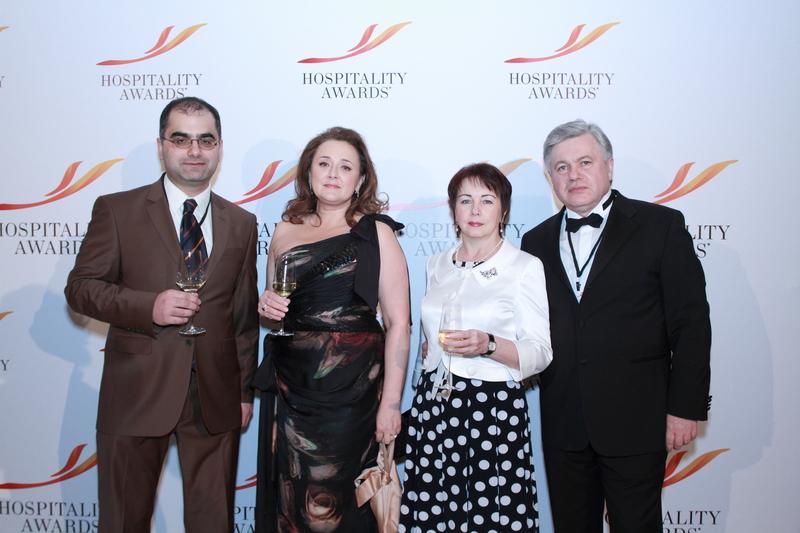 Названы лучшие отели Украины
