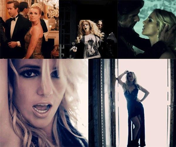 Новый клип Бритни Спирс на сингл Criminal