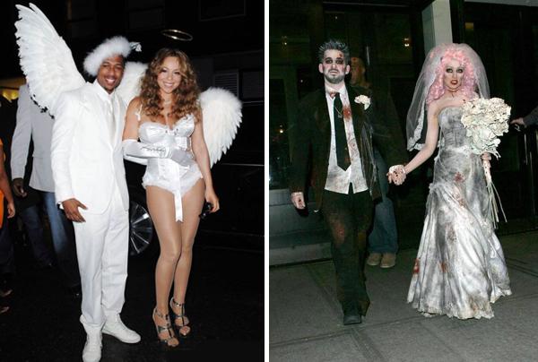 Новый тренд - ghoulish glamour