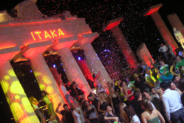 Одесса – центр летней клубной жизни