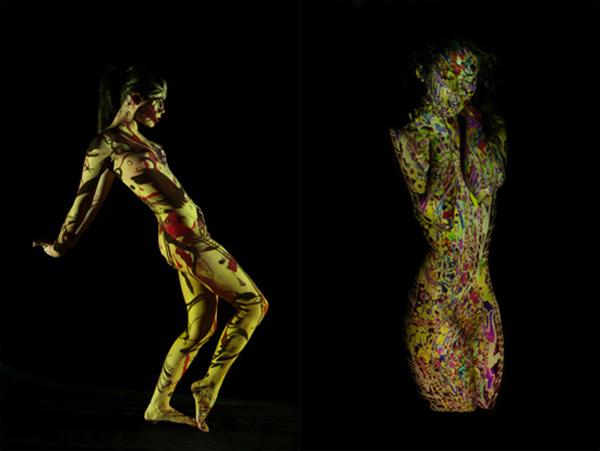 «Оргазм, Цветы, Эксперименты» – фотоработы Дани Оливье