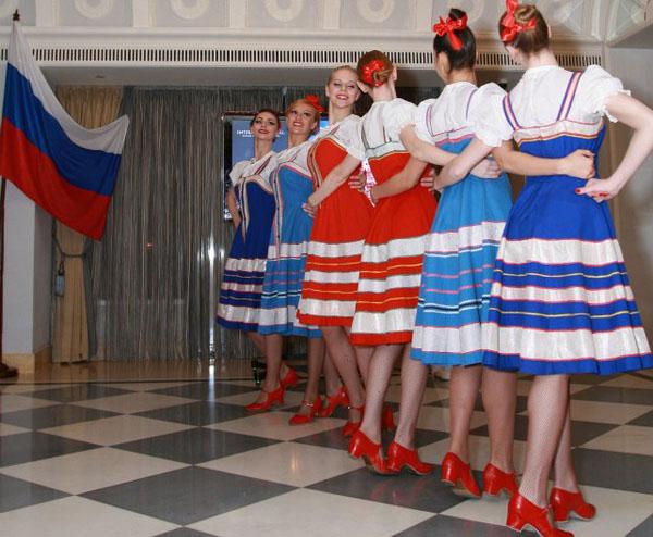 Открытие отеля InterContinental Moscow Tverskaya