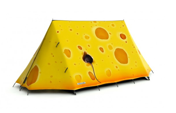 Палатки для фриков от Field Candy