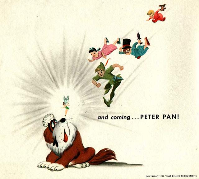 Рождественские открытки от студии Disney