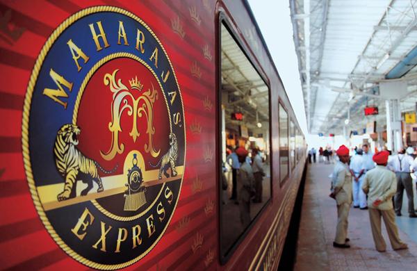 По Индии на «Maharaja's Express»