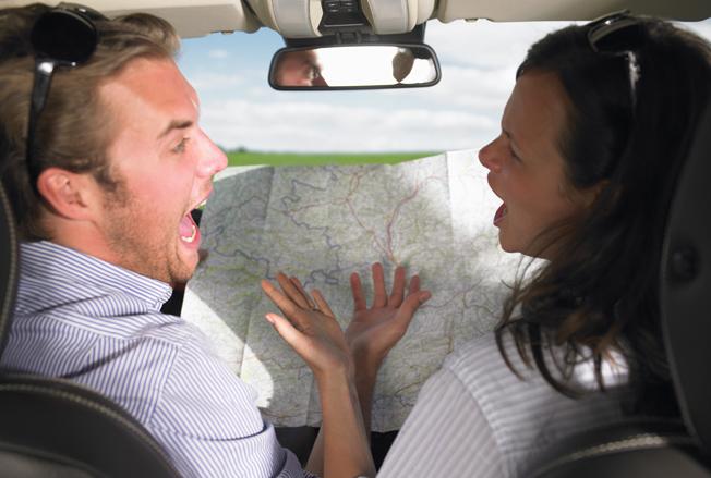 Почему пары ссорятся в отпуске?