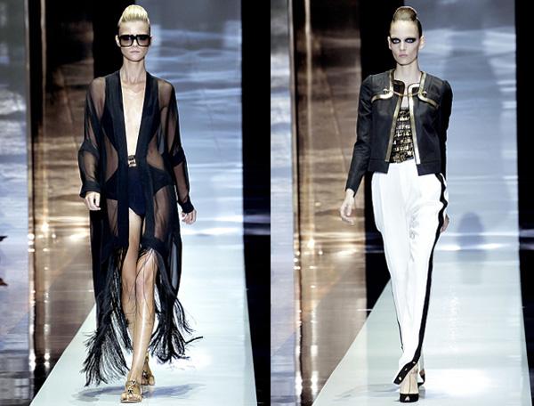 Показ Gucci открыл Миланскую неделю моды