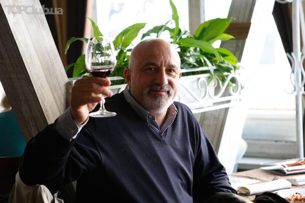 В ресторане Al Faro прошел праздник сбора винограда