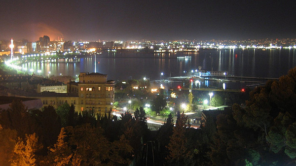 Прогулки по Баку