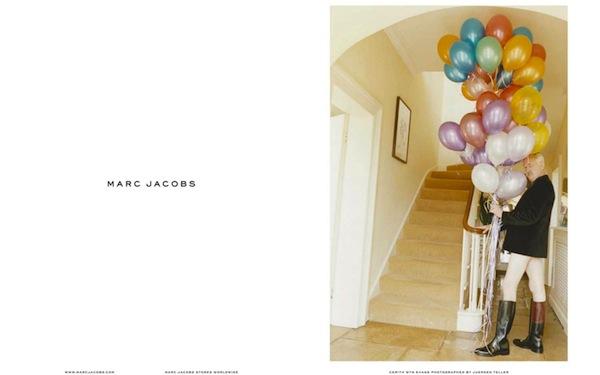 Провокационная кампания от Marc Jacobs