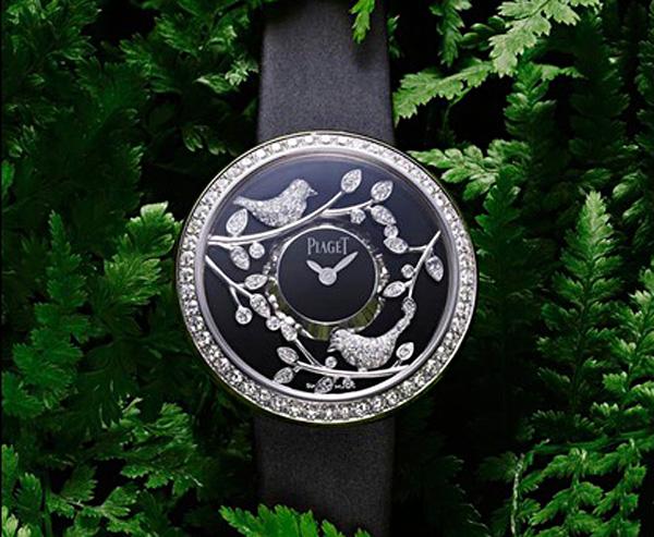 Райские птицы Piaget