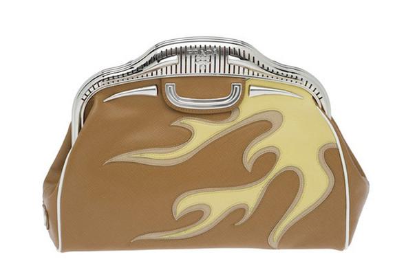 Реактивные босоножки и сумки Prada