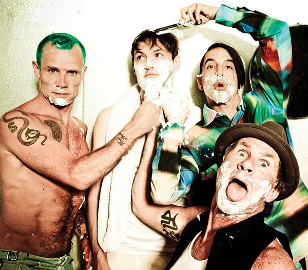 Red Hot Chili Peppers приедут в Киев!