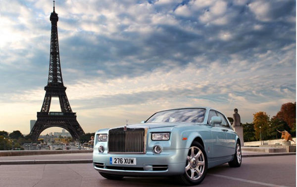 Rolls Royce 102EX