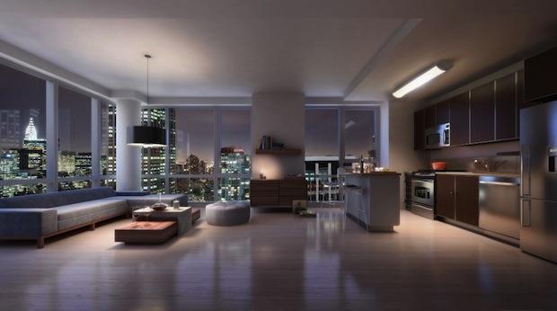 Роскошь: Continental Tower на Манхэттене