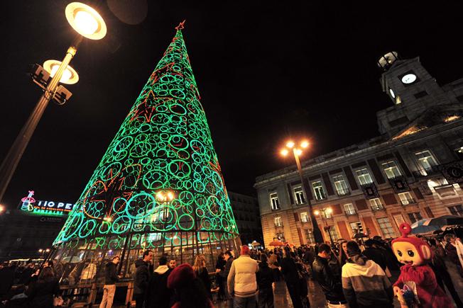 Рождество в Мадриде или ¡Feliz Navidad!
