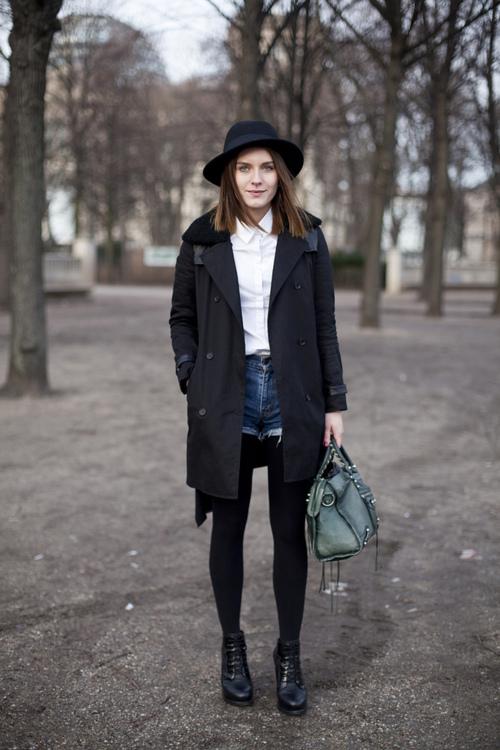 Самые модные зимние образы со всего мира