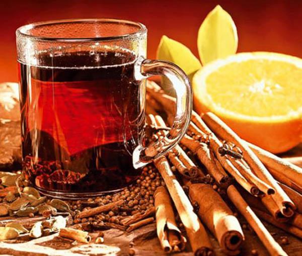 Самые популярные горячительные напитки осени