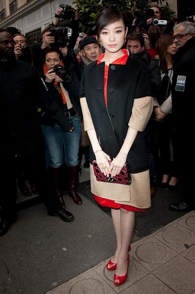 Самые яркие гости Haute Couture Fashion Week