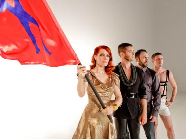 Впервые группа Scissor Sisters в Киеве