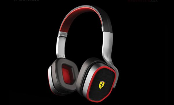 Серия спикеров и наушников от Ferrari и Logic3