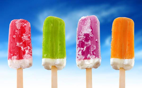 Сезон поедания мороженого открыт!