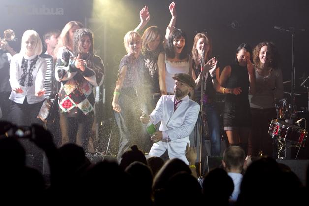 Как прошел концерт Shantel в Киеве