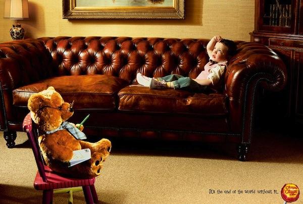 Шедевры рекламы: Pringles, Chupa-Chups