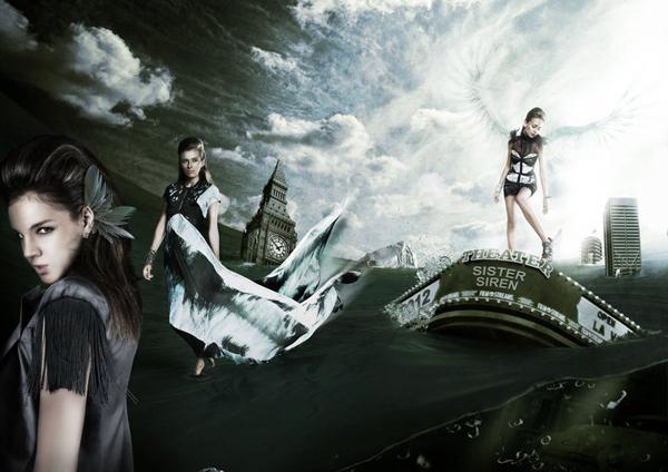 Sirena зазвучит в Crystal Hall