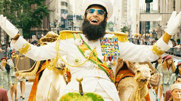 диктатор фото из фильма
