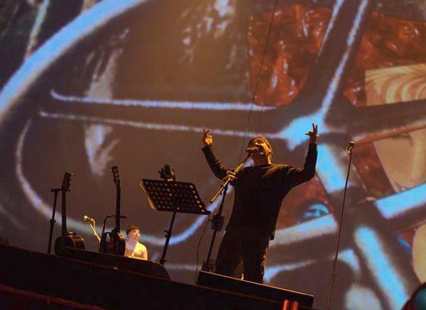 «Сольник» — новая камерная программа Юрия Шевчука