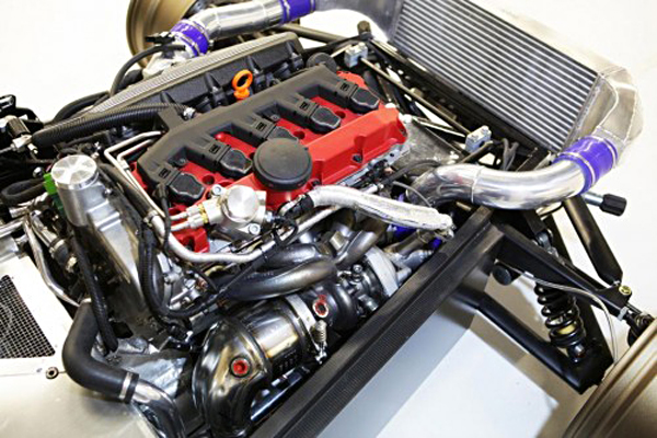 Спорткар Donkervoort D8 GTO