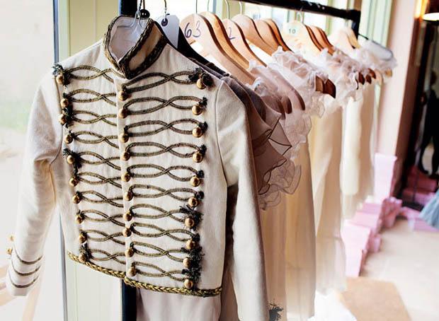 Свадьба Кейт Мосс на страницах американского Vogue (ФОТО)
